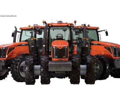 AGCO Tractors DT Series Brochure