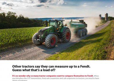 Fendt Print Ad