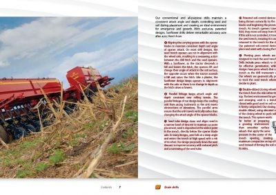 Sunflower Seeding Brochure